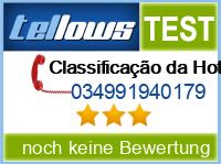 tellows Bewertung 034991940179